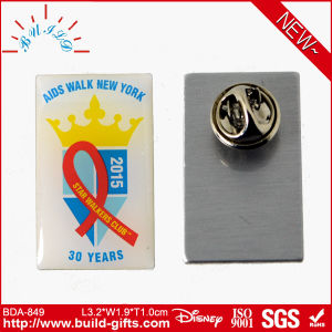 Manufacturer Customized Metal Lapel Pin Badge with Stainless Steel Audited by Disney pictures & photos