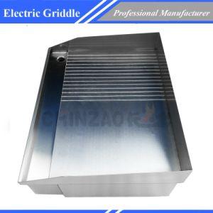 Electric Griddle (DPL-818-2) pictures & photos