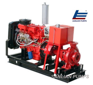 Diesel Engine Centrifugal Water Pump pictures & photos