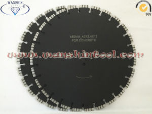 Concrete Diamond Saw Blade Turbo Saw Blade Concrete Disc pictures & photos