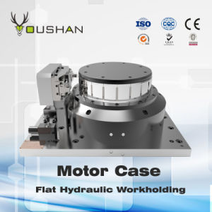 Engine Cover Hydraulic Workholding