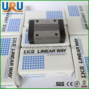 IKO Linear Guide Slide Block Rail (LWES15 LWES20 LWES25 LWES30 LWES35 LWES45) pictures & photos