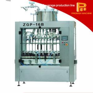 Linear Flowmeter Control Liquid Filling Machine pictures & photos