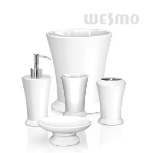 Top Grade Porcelain Bathroom Set (WBC1014A) pictures & photos