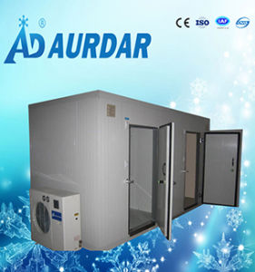 Cold Room by PU Panel for Keeping Fresh Meat/Seafood/Vegetables pictures & photos