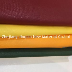 Waterproof PE Lamination Nonwoven Fabric Use for Waterproof Protective Coverall pictures & photos