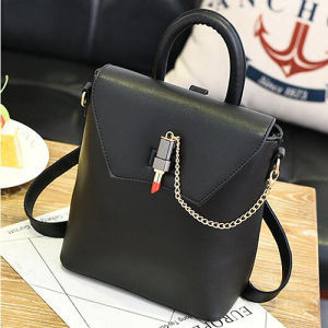 Latest Fashion Bags for Teenager Fancy Ladies Handbag Classical Style Backpack with Lipstick Opening Clasp Sy8428 pictures & photos