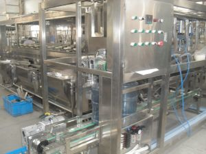 Automatic 5 Gallon Mineral Water Filling Machine pictures & photos