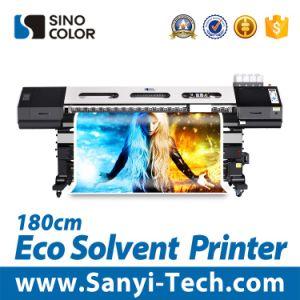 Eco Solvent Printer with Epson Dx7 / Dx5 Heads Large Format Printer, Digital Printer, Sublimation Printer pictures & photos