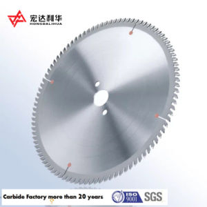 Diamond Tungsten Carbide Saw Blade for PCB Cutting pictures & photos