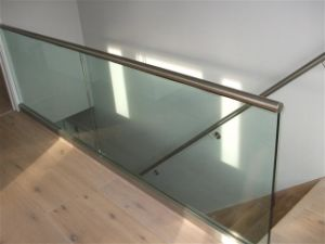 China Glass U Channel Railing System pictures & photos
