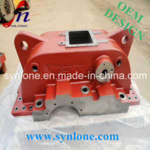 Sand Casting Process Cast Iron Gearbox pictures & photos
