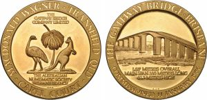High Quality 3D Medallions with Gold Plating pictures & photos