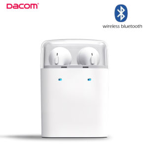 Free Shipping New Original Dacom Mini Portable Bluetooth Wireless Smartphone Waterproof Portable with Mini Fashion Hot Headphones pictures & photos