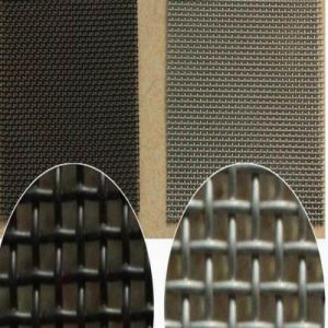 Stainless Steel Wire Mesh/Security Window Screening/Stainless Steel Screen pictures & photos