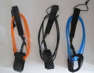 High Quality Curve and Straigh Surf Leash pictures & photos