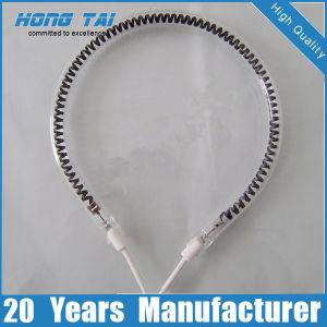 High Temperature Carbon Fiber Quartz Tube Heating Lamp pictures & photos
