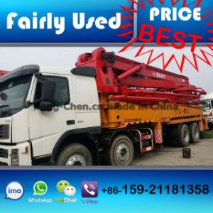 Used Sany 42m Pump Truck