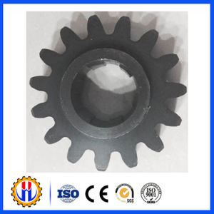 Construction Hoist Coupling Driving Gear Transmission Gears pictures & photos