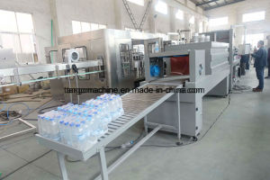 Automatic Heat Shrink Group Packaging Wrapper Machine for Bottles Can pictures & photos
