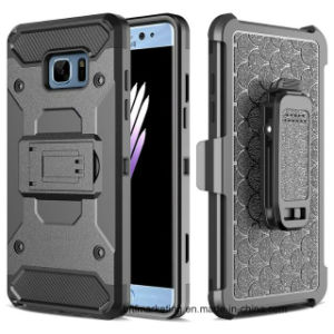 Heavy Duty Clip Back Mobile Cell Phone Case Cover for Samsung S8/S8plus/S7/S7 Edge etc pictures & photos