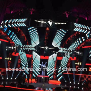 Media Indoor Rental Advertising LED Video Wall Screen P2.5 P3 P4 P5 P6, P7.62, P10 pictures & photos