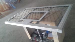Manufacturer of Tempered or Acrylic Basketball Backboard (BB3) pictures & photos