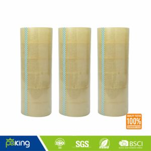 Clear Shrink Adhesive BOPP Packing Tape pictures & photos