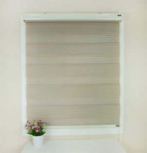 Blackout Window Blinds Feature Soft Motorized Roller Blinds Shutter pictures & photos