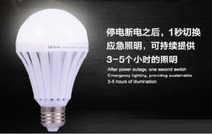 Low Price China Factory 9W Emergency LED Bulb Light pictures & photos