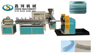 20-50mm Pipe steel Reinforced Hose Production Line/ PVC Pipe Extrusion Line/Plastic Extruder pictures & photos