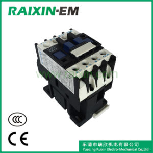 Raixin Cjx2-1210 AC Contactor Electrical Contactor 3p AC-3 380V 5.5kw Magnetic Contactor pictures & photos