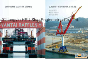 Crane for Load Test Service pictures & photos