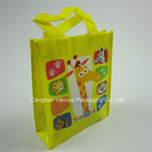 Non Woven Tote Bag with Cartoon Printing Design pictures & photos