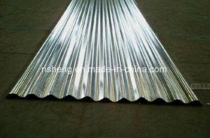 PPGI Corrugated Iron Roofing Sheet pictures & photos