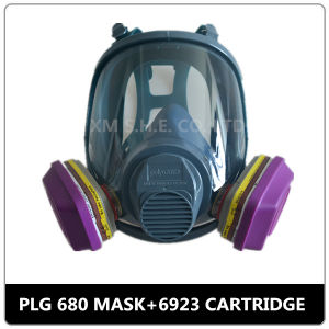 Gas Full Mask Respirator (680) pictures & photos