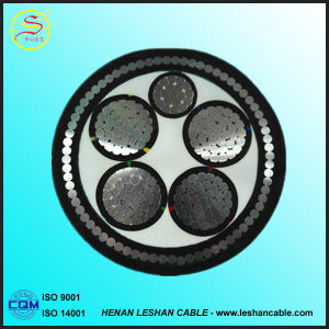 Aluminum Conductor PVC Insulated Power Cable pictures & photos