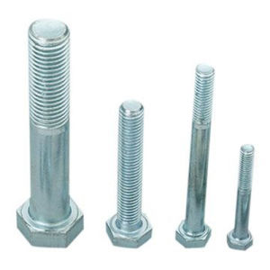 Fasteners of Hex Bolts ISO4014 Class10.9 Wzp pictures & photos
