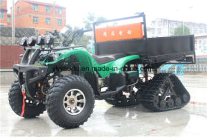 Four Head Lamp Motor ATV with Snow Tire pictures & photos