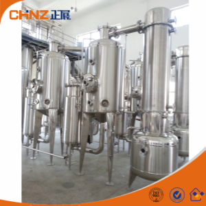 Stainless Steel 316 Chemical Food Herbs Pharmaceutical Machinery External Single Effect Evaporator pictures & photos