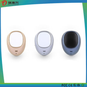 Mini Bluetooth Headset Hidden Wireless Earbuds pictures & photos