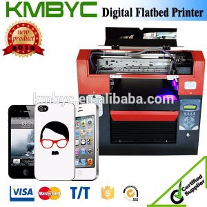 A3 Size 6 Colors UV LED Mobile Phone Skin Printer pictures & photos