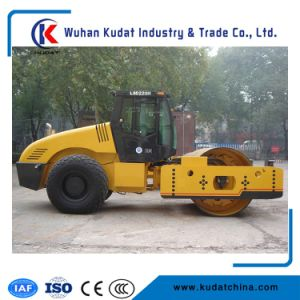 Single Drum Road Roller with Footpad pictures & photos