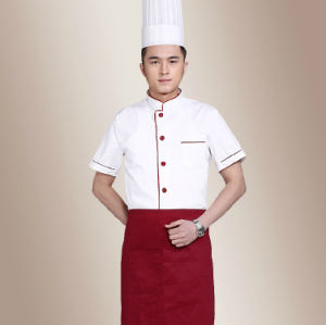 Waterproof High Qualtity Hotal Chef Workwear pictures & photos