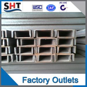 Stainless Channel Steel Price U Channel pictures & photos
