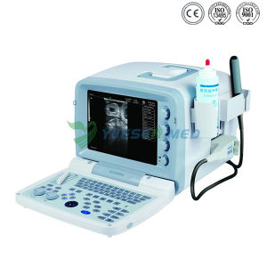 Double Probe Sockets Animal Ultrasound Machine pictures & photos