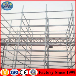 Multifunctional All-Round Scaffolding System Quick Stage Type Shuttering Scaffolding for Building Construction pictures & photos