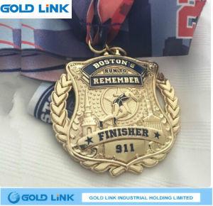 Custom Marathon Medal Running Race Medallion Souvenir Crafts pictures & photos