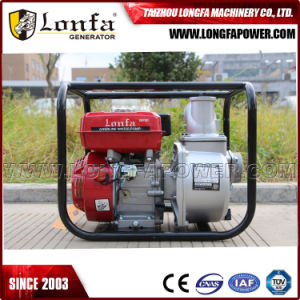 China (Lonfa) Water Pump Price Wp30 3 Inch Gasoline Water Pumping Machine pictures & photos