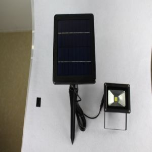 IP65 3W 9V Outdoor Motion Sensor Solar Green LED Light for Solar Panel SL1-28 pictures & photos
